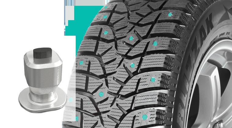 Bridgestone Blizzak Spike-02 205/55R16 91T