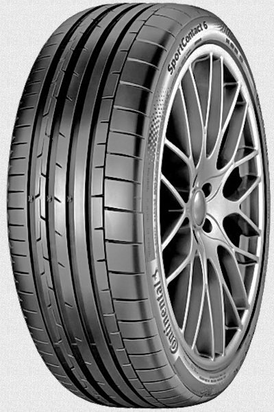 Continental SportContact 6 275/30R20 97Y