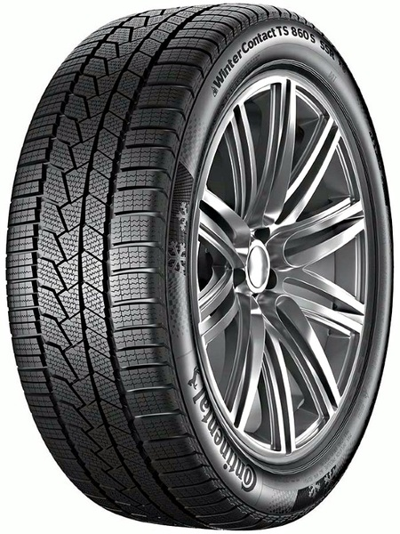 Continental WinterContact TS 860 S 275/35R19 100V (run-flat)