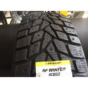 Dunlop SP Winter Ice 02 255/55R19 111T