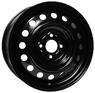 """Magnetto Wheels 16016 16x6"""" 5x114.3мм DIA 67.1мм ET 43мм Black"""