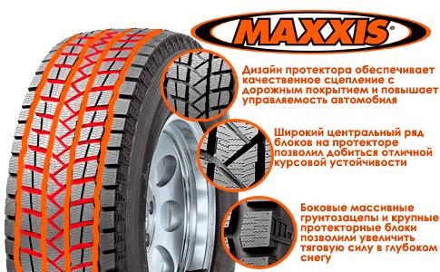 Maxxis Presa SUV SS-01 235/60R18 103Q