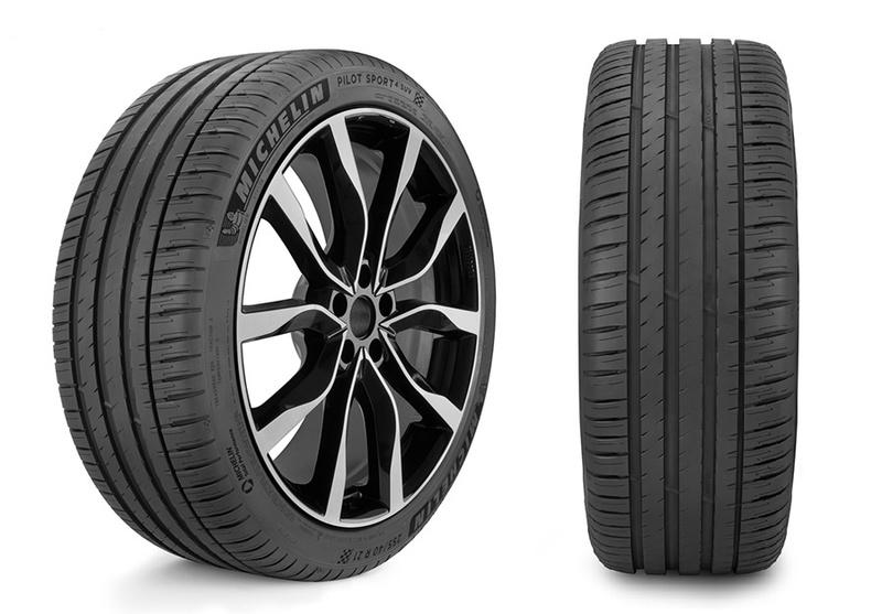 Michelin Pilot Sport 4 SUV 265/45R21 104W