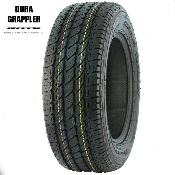 Nitto Dura Grappler 255/65R16 109H