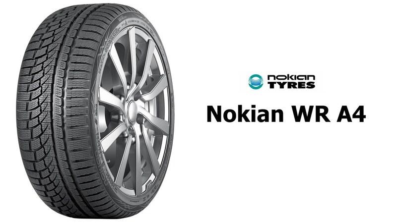 Nokian WR A4 255/40R18 99V