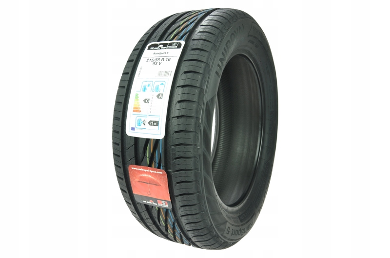 Uniroyal RainSport 5 275/35R19 100Y