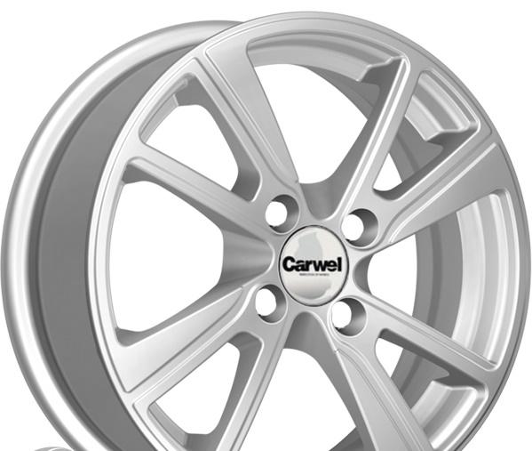 Carwel Brosno 14x5.5 4x100мм DIA 67.1мм ET 38мм