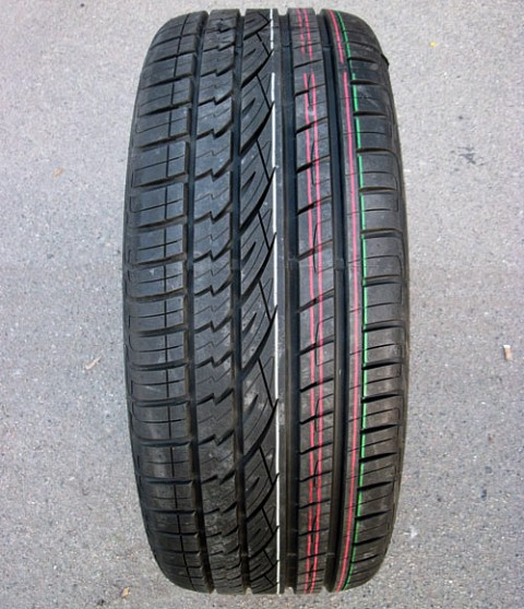 Continental ContiCrossContact UHP 255/50R19 103W