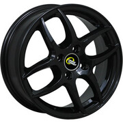 CROSS STREET CR-18 15x6 4x100 DIA 60.1 ET 50 black