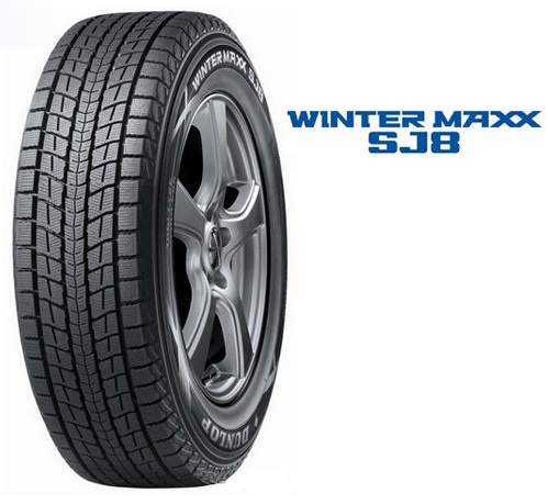 Dunlop Winter Maxx SJ8 255/55R18 109R