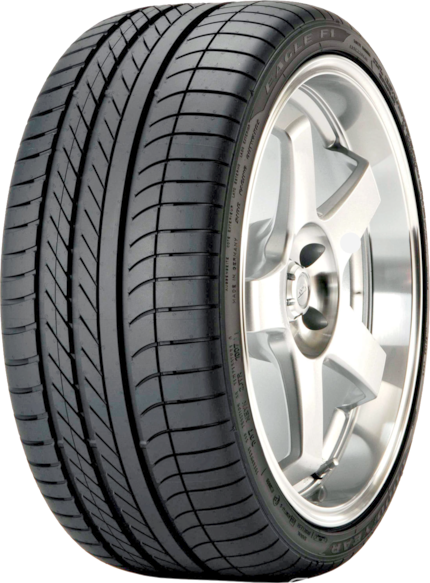Goodyear Eagle F1 Asymmetric SUV 255/50R19 107W (run-flat)