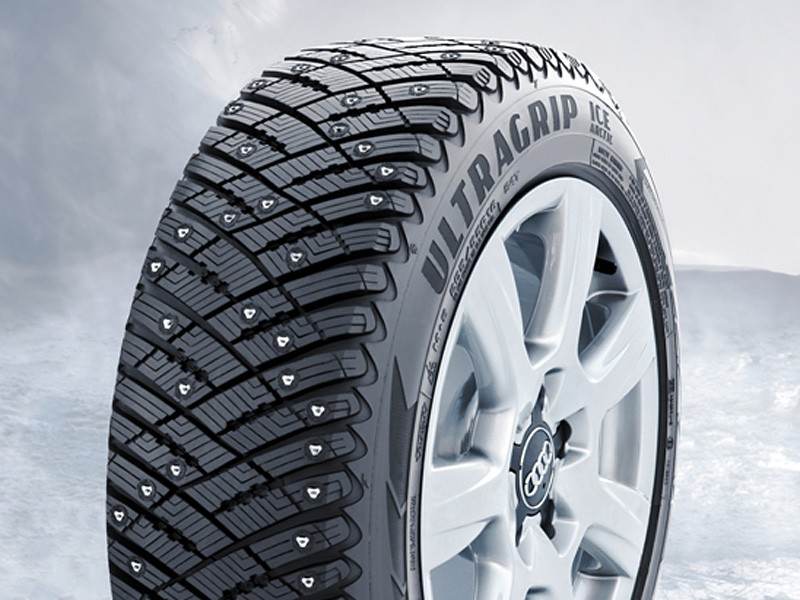 Goodyear UltraGrip Ice Arctic 235/55R17 103T