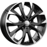 """K&K KC740 Jetta/Golf 17x7"""" 5x112мм DIA 57.1мм ET 54мм MB"""