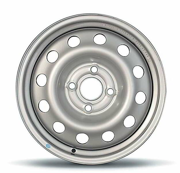 "Magnetto Wheels 16003-S 16x6.5"" 5x114.3мм DIA 66.1мм ET 50мм S"