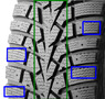 Maxxis NP3 215/50R17 95T