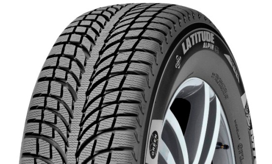 Michelin Latitude Alpin 2 265/60R18 114H