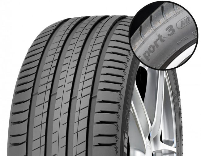 Michelin Latitude Sport 3 275/40R20 106Y