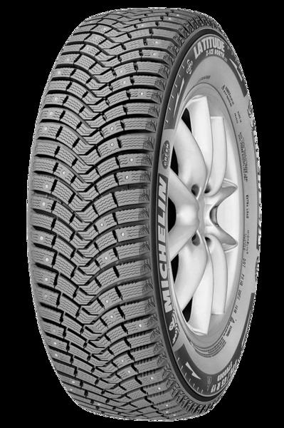 Michelin Latitude X-Ice North 2+ 255/50R19 107T