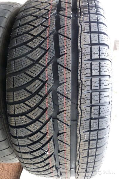 Michelin Pilot Alpin PA4 275/40R20 106V