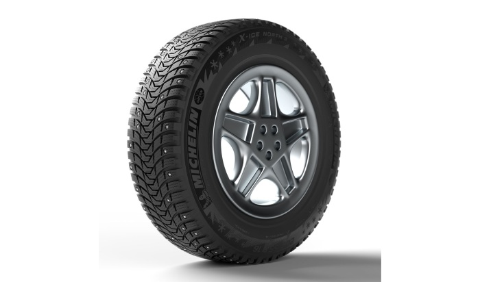 Michelin X-Ice North 3 235/45R17 97T