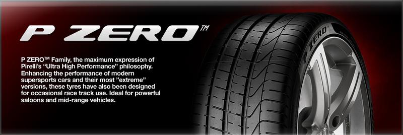 Pirelli P Zero 255/40R19 96W