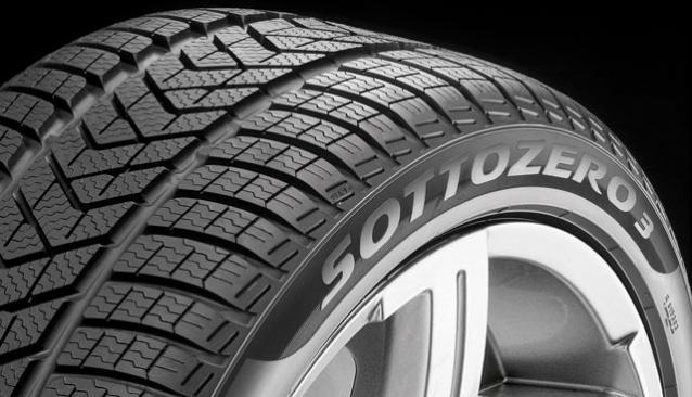 Pirelli Winter Sottozero 3 245/45R17 99V