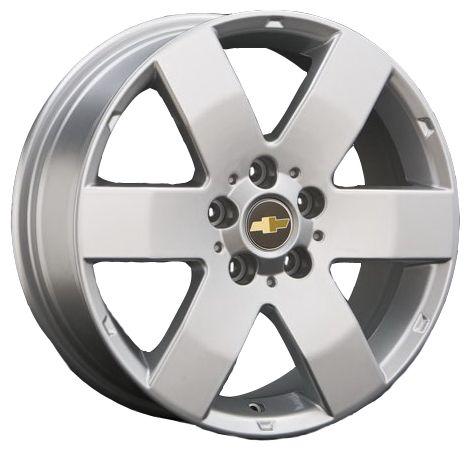 "Replica Chevrolet GN20 17x7"" 5x105мм DIA 56.6мм ET 42мм"