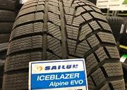 Sailun Ice Blazer Alpine EVO 245/45R17 99V