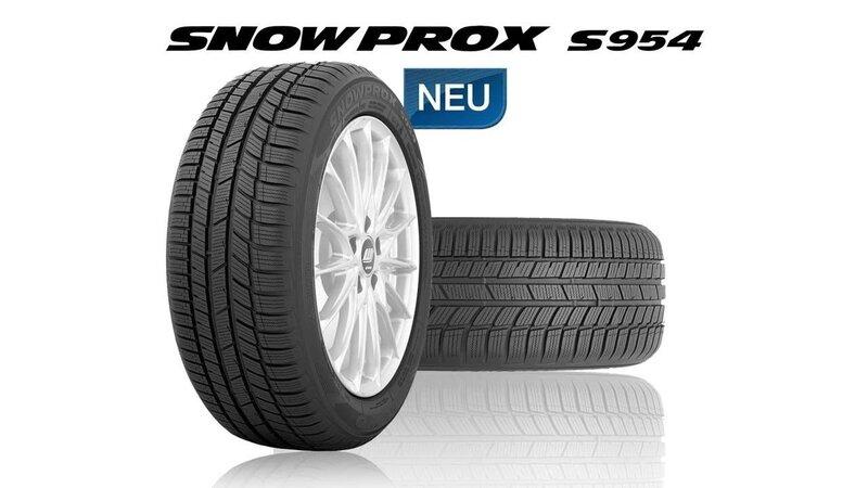 Toyo Snowprox S954 SUV 235/65R17 104H